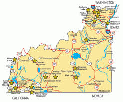 Union Reservoir Depth Chart Easy Angling In The Southeast Zone Oregon Department Of