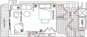 Skyline Terrace Suite  MGM Grand Las VegasMgm Grand Las Vegas Floor Plan