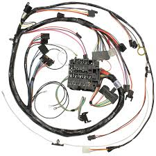 1970 chevelle dash instrument panel harness all round gauge type click to enlarge
