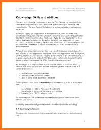 Good Qualifications For A Job 14 15 Job Application Skills And Qualifications Examples