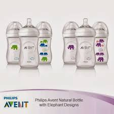 Avent Decorated Bottles PHILIPS AVENT NATURAL DECORATED BOTTLE 100ml GIRL SCF100100 22