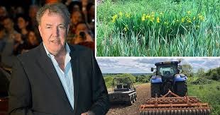 Follow jeremy clarkson as he attempts to run a farm in the countryside. Jeremy Clarkson Farm Life As He Announces Different Show To The Grand Tour Metro News