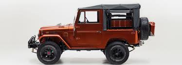 land cruiser FJ49 tonka truck custom 4x4 by FJ company