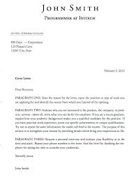 cover letter no recipient addressing a cover letter best ideas of cover letter addressed to no