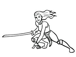Power Rangers Ninja Steel Gold Ranger Coloring Pages Colouring Free