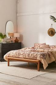 Wren Rattan Bed | Urban Outfitters