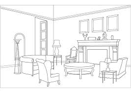 kitchen table clipart black and white. pin the kitchen clipart living room #6 table black and white t
