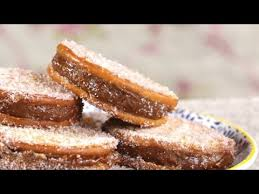Peruvian Desserts How To Make Fried Alfajores Peruvian Desserts Argentinian