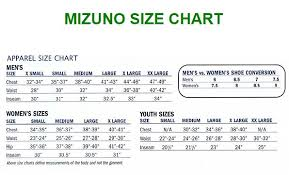 Mizuno Batting Glove Sizing