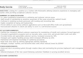 Cashier Resume Sample   Sample Resumes Resume Companion
