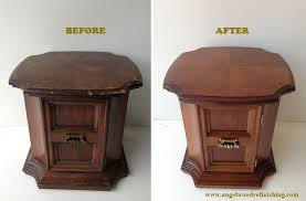 Richardson furniture refinishing Richardson furniture repair