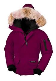 Canada Goose Chilliwack Bomber Berry Youth s On Sale