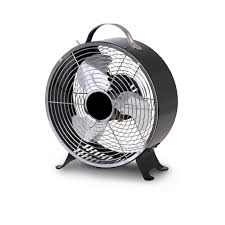 20cm metal desk fan