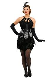 womens feathered showgirl costume