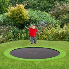 in ground trampoline. Plum In-Ground Trampoline Selection In Ground