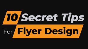 Graphic Design Tips For Flyers 10 Secret Flyer Design Tips For Beginners Make Flyers Effective And Professional Mh