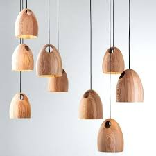 wooden pendant light wood browse project lighting