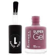 Rimmel Super Gel Nail Polish Trust You