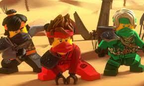 The LEGO NINJAGO Season 14: The Island trailer has now released