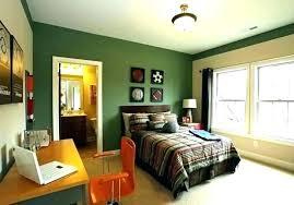 green walls bedroom sage