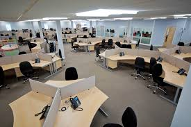 office configurations. Serco: Design, Refurbishment And Fit Out Office Configurations B