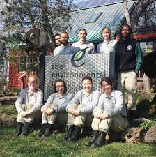 The Environmental Center Welcomes Americorps Nccc Team The