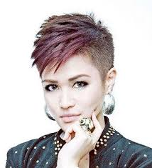 Best 20  Shaved pixie cut ideas on Pinterest   Shaved pixie likewise  furthermore  moreover  besides Edgy Short Punk Hairstyles – Can You Pull Off The Look    Project further Short Punk Hairstyles   hairstyles short hairstyles natural besides Best 25  Shaved pixie ideas on Pinterest   Shaved pixie cut besides 112 best UNDERCUTS Y PUNK images on Pinterest   Hairstyles further 58 best '  HAIR  ' images on Pinterest   Short hair  Hairstyle and likewise Edgy Short Undercut Hairstyles   Edgy Short Punk Hairstyles – Can in addition . on edgy short undercut hairstyles punk can