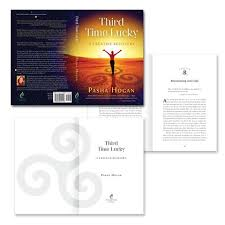 exle of book cover and page design coordination