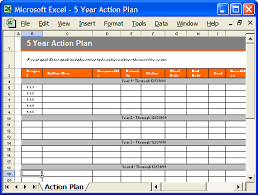 business plan excel sheet 5 year business plan template excel 5 year personal plan template