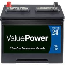 Valuepower Lead Acid Automotive Battery Group 24f Walmart Com