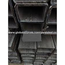 China Galvanized Rectangular Steel Pipe Price From