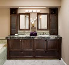 dual vanity bathroom: bathroom vanity love this change to center double doors and drawers on the ends