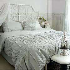 appealing rose color bedding vintage comforter sets whole bed in a bag cotton solid color