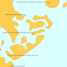 Brigantine Channel Hoffman Thorofare New Jersey Tide Chart