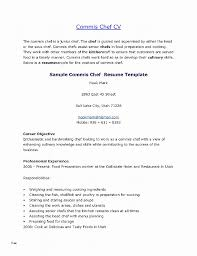 Resume Beautiful Executive Chef Resume Template Executive Chef