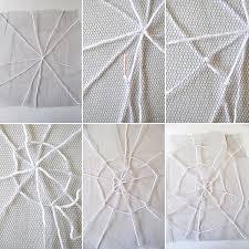 Yarn Spiderweb   Oh Happy Day!