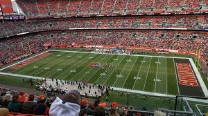 Cleveland Brown Stadium Seating Chart First Energy Stadium Section 141 Rateyourseats Com