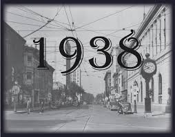 Image result for 1938 year \