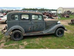 1934 Chevrolet Sedan for Sale on ClassicCars.com - 4 Available