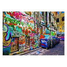 melbourne graffiti laneway stretched canvas printed panel the melbourne street art prints on wall art melbourne street with wall art australia wall art prints wall art melbourne australia
