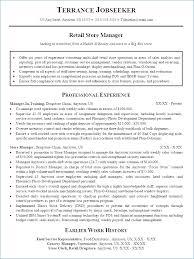 Retail Sales Resume Objective Kantosanpo Com