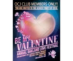 valentine s day poster template for dance club or valentine valentine party poster template