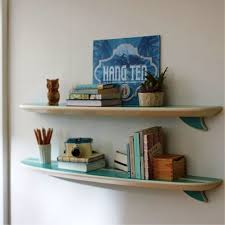 16 surfboard themed home decoration