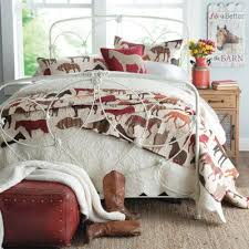 girls horse bedding for 2020 cowgirl
