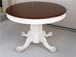 round distressed kitchen table collection and coffee images perfect accent on