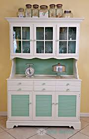 Kitchen Hutch Furniture 17 Best Ideas About Hutch Redo On Pinterest China Cabinets And