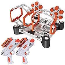 Dimensions of this nerf elite blaster rack: Amazon Com Nerf Storage