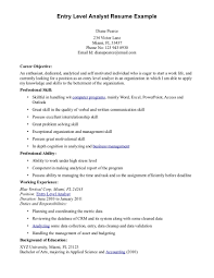 resume examples business strategy market research analyst resume resume examples entry level marketing resume examples and get ideas for resume business