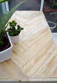 Wood Pallet Table Top Diy Pallet Table Instructions On How To Inexpensively Build This