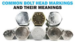Bolt Head Markings What Do They Mean Fasteners 101